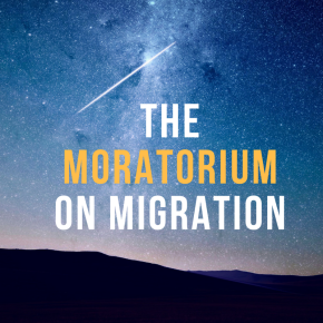 THE MORATORIUM ON MIGRATION | by Ayo Sogunro