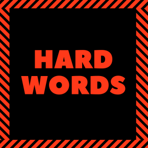HARD WORDS FOR A HARD COUNTRY | by AyoSogunro
