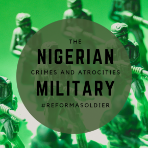 THE CASE AGAINST THE NIGERIAN MILITARY | by Ayo Sogunro